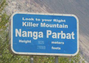 Pirozzi sul Nanga Parbat