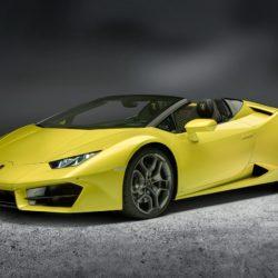 Lamborghini Huracan RWD Spyder (1)