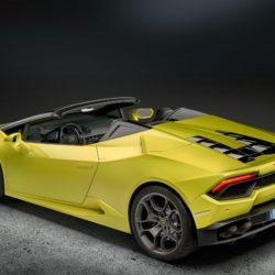 Lamborghini Huracan RWD Spyder (4)