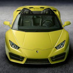 Lamborghini Huracan RWD Spyder (5)