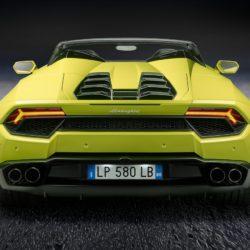 Lamborghini Huracan RWD Spyder (6)