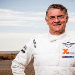 MINI equipaggi Rally Dakar 2017