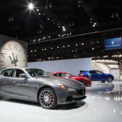 Maserati al Salone dell'Auto di Los Angeles_Ghibli_2016