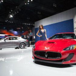 Maserati al Salone dell'Auto di Los Angeles_GranTurismo_2016