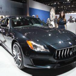 Maserati al Salone dell'Auto di Los Angeles_Quattroporte GranSport_2016