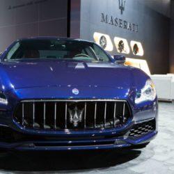 Maserati al Salone dell'Auto di Los Angeles_Quattroporte_2016