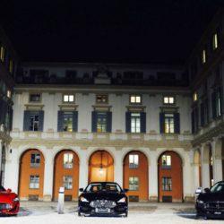 Maserati esposte  alla cena di gala della  Fondazione  RFK 2016