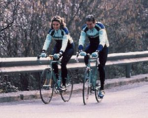 Norma Gimondi e Felice Gimondi