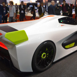 Pininfarina H2 Speed 8