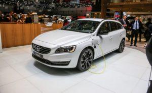 Volvo V60 Twin Engine 3