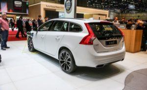Volvo V60 Twin Engine 5