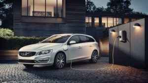 Volvo V60 Twin Engine 7