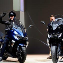 Yamaha TMAX e Valentino Rossi (1)