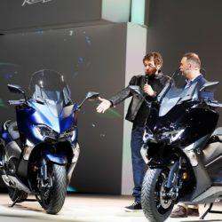 Yamaha TMAX e Valentino Rossi (2)