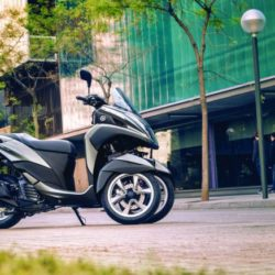 Yamaha Tricity 155 10