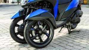 Yamaha Tricity 155 11