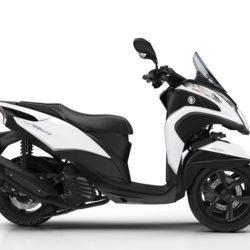 Yamaha Tricity 155 6