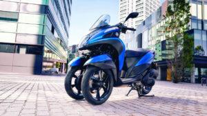 Yamaha Tricity 155 7