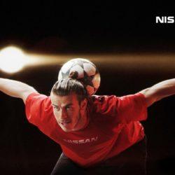 Nissan Global Ambassador - Gareth Bale