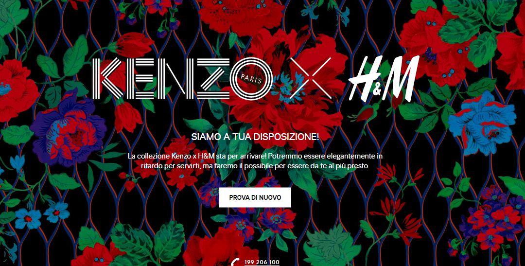 Sito h m in tilt tutte matte per la collezione di kenzo for Collezione kenzo per h m