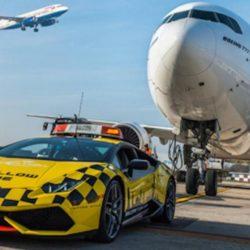 lamborghini Huracan aeroporto (1)