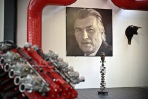 motoreLamborghini_museoFLamborghini