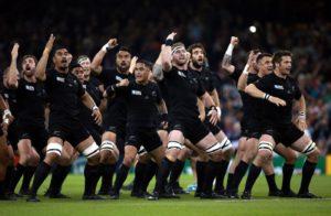 Mondiali Rugby 2015: Nuova Zelanda v Georgia