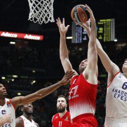 Olimpia Armani Milano vs Anadolu Efes Istanbul - EuroLeague 2016-2017