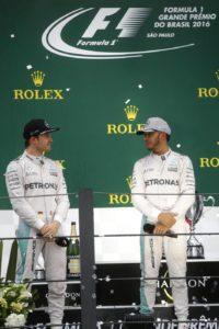 La Formula 1 in Brasile