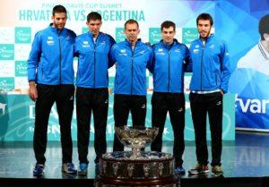 Davis Cup, Finale: Croazia vs Argentina