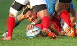 Italia vs Tonga - Rugby Test Macht