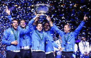 Davis Cup - La Finale: l'Argentina vince per 3 a 2 contro la Croazia a Zagabria