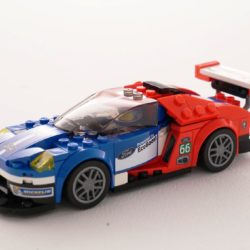 Ford's Le Mans Victories in LEGO® Bricks