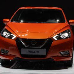 Nuova Nissan Micra 2