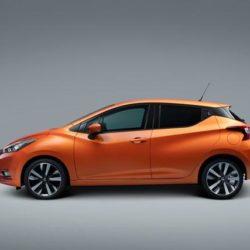 nuova Nissan Micra