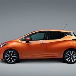 Nuova Nissan Micra 3