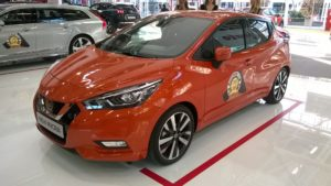 Nuova Nissan Micra 4