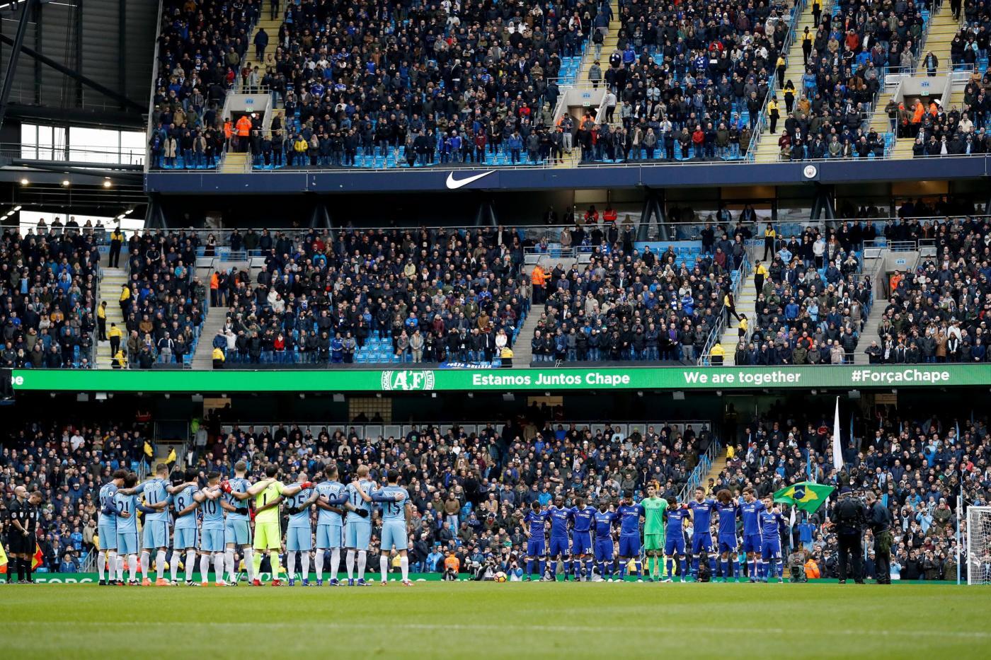 Calcio, Premier League: Conte abbatte Guardiola, Manchester City-Chelsea finisce 1-3