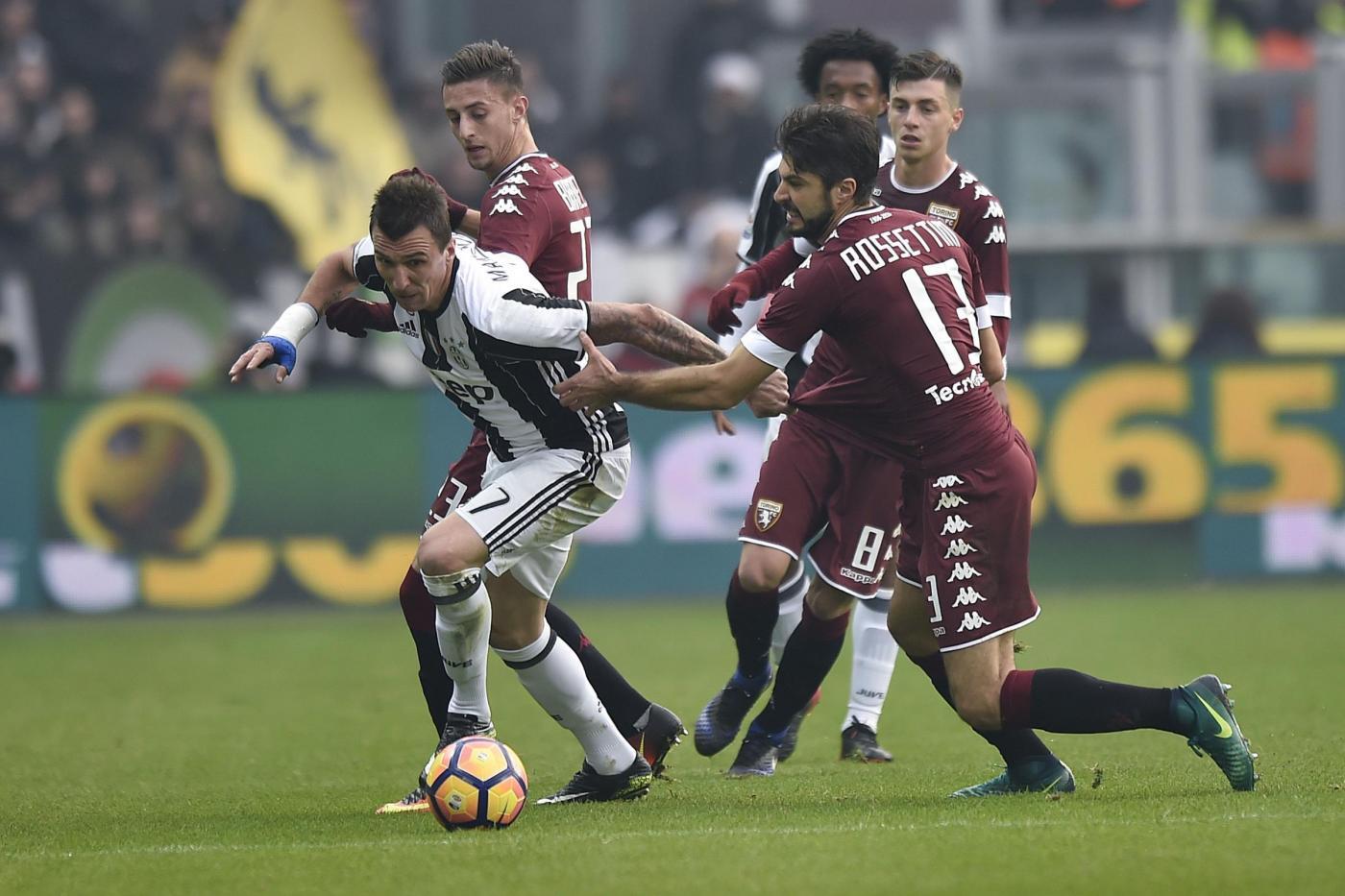 Juve, Mandzukic sgonfia il caso: Volevo solo aiutare ancora la squadra
