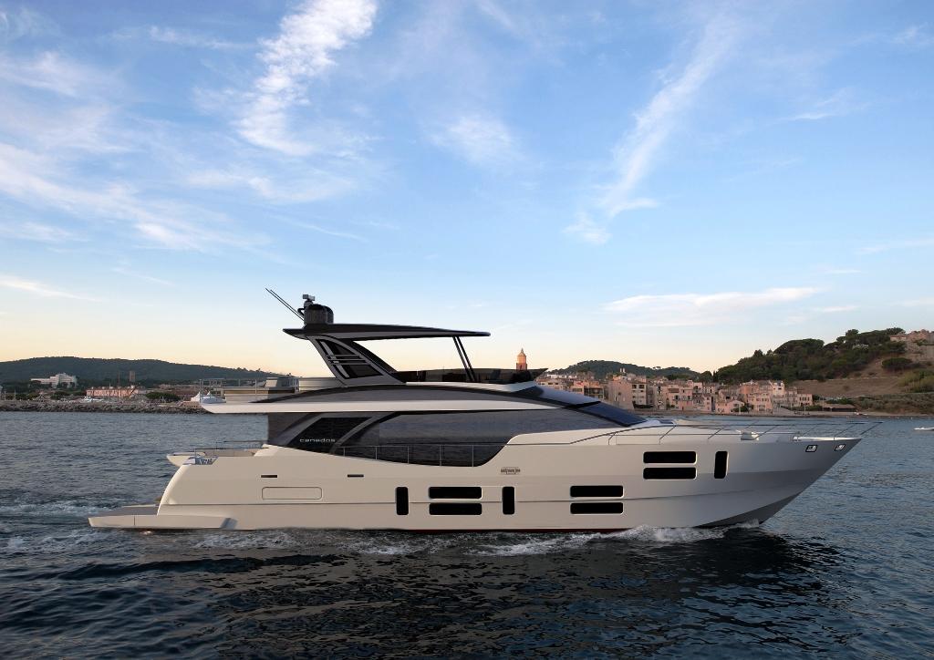 Nautica il bellissimo canados 808 maximus sar presentato for Migliori cabin charter nel sud della california