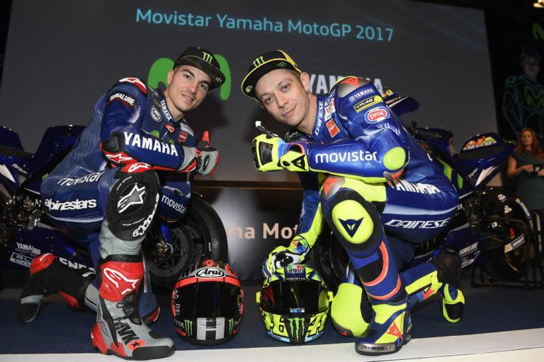 Yamaha MotoGp livrea 2018