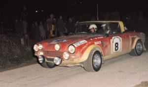 Fiat Abarth 124 Rally del 1973 3