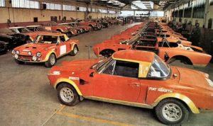 Fiat Abarth 124 Rally del 1973 5