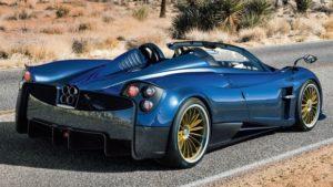 Pagani Huayra Roadster (1)
