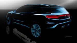 SsangYong XAVL Concept 2