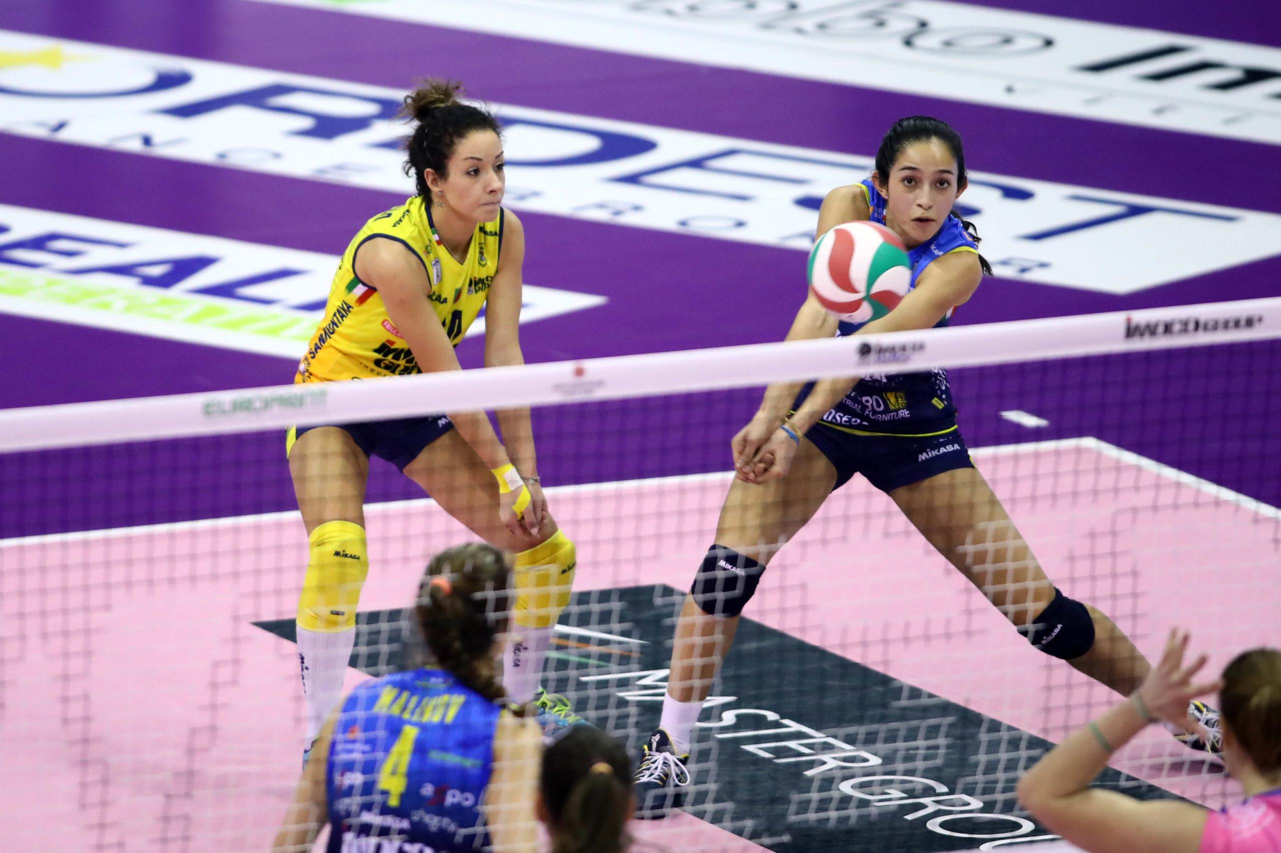 Volley: tutto pronto per la 4ª giornata di Cev Champions
