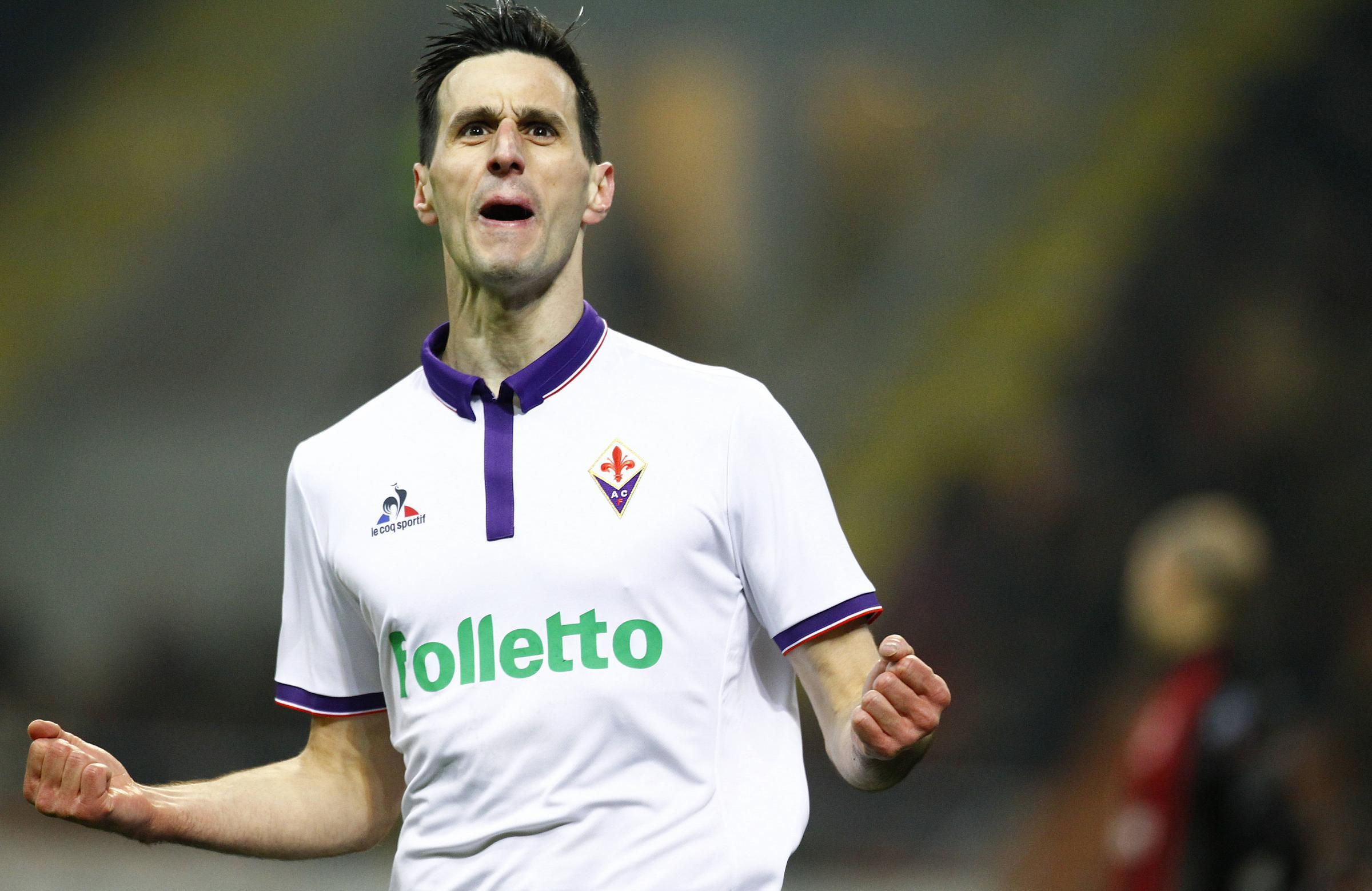 Kalinic - Milan, la Fiorentina si impunta