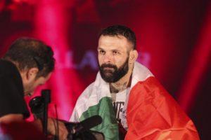 MMA - Brian Rogers vs Alessio Sakara