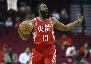 NBA – James Harden, mani caldissime ad inizio stagione: 37.3