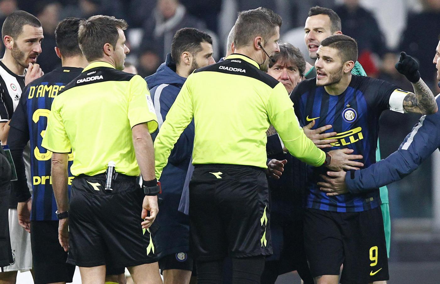 Juve-Inter, Sconcerti sbotta: